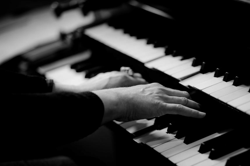 Inledningsmusik begravning: orgel